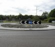 Oakwood roundabout
