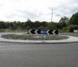 Oakwood roundabout