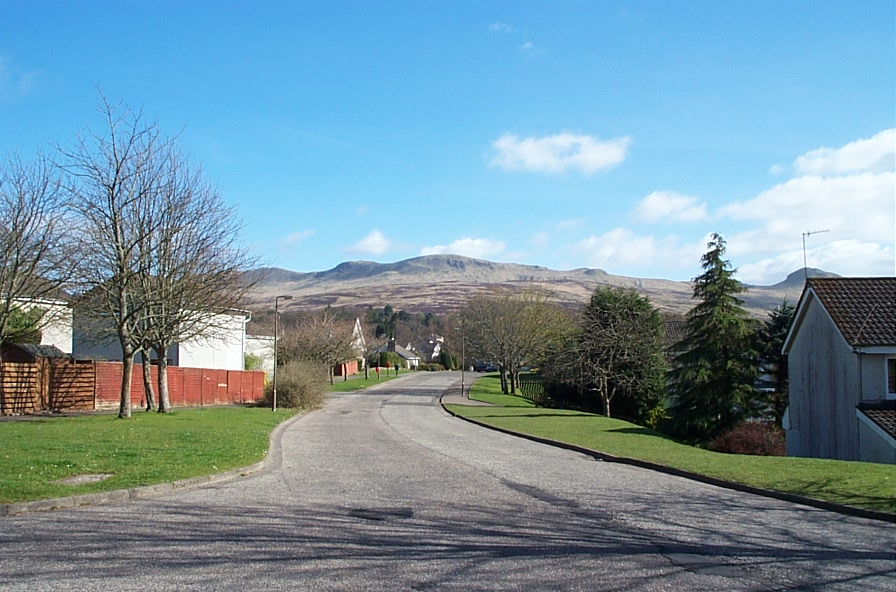 Beech Drive, at the bottom of Birch Road