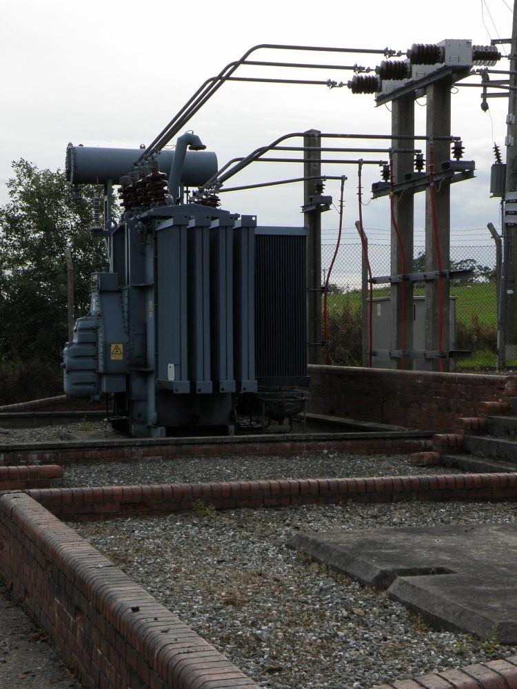 Killearn substation