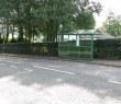 Bus stop near Branziert Road