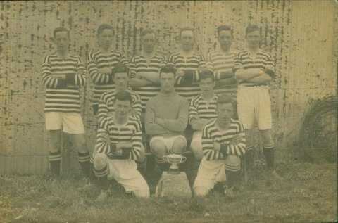 Killearn FC team 1930