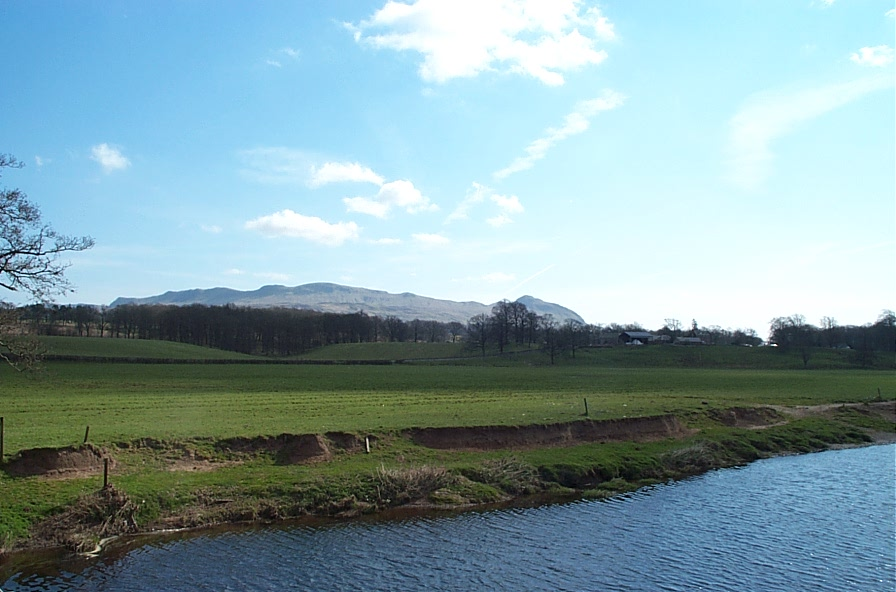 River Endrick and Campsie Fells