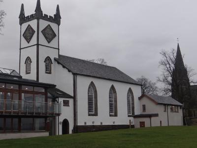 Killearn Village Hall (December 2013)