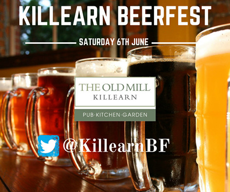 Killearn BeerFest - 6th June 2015