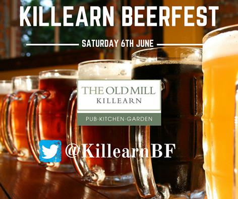 Killearn BeerFest - 6th June 2015