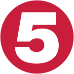 Channel 5 logo - 2011