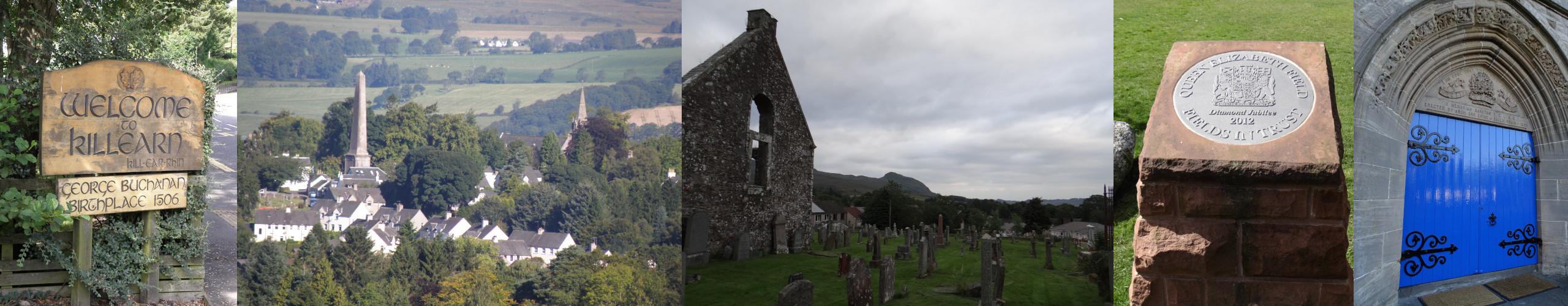 Killearn, Scotland